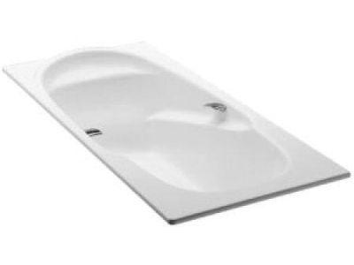 Jacob Delafon Adagio 170 ExclusiveВанны<br>Чугунная ванна с гидромассажем Jacob Delafon Adagio 170 без слива перелива. В комплекте регулируемые по высоте ножки, 2 хромированные ручки.<br>Комплектация Exclusive: гидромассаж 6 форсунок, аэромассаж 10 форсунок, система хромотерапии, поворотный электронный пульт управления с жидкокристаллическим информационным дисплеем, функция очистки системы продувкой, система защиты от сухого пуска, защита от перегрева, таймер, датчик температуры воды, электронная регулировка мощности гидро - и аэромассажа, пульсирующий режим работы гидро - и аэромассажа.<br>