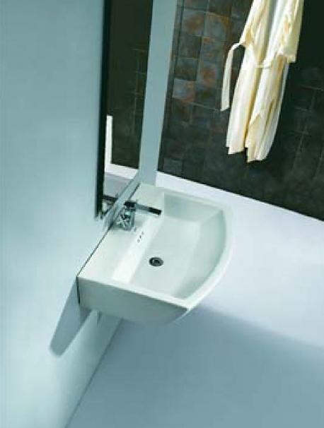 BA 1023 БелыйРаковины<br>Основные характеристики раковины Oxo BA 1023: подвесная, прямоугольная форма, 1 отверстие под смеситель, отверстие под перелив. В центре раковины размещено отверстие под смеситель.<br>