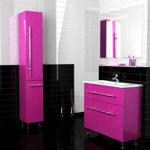 Style 90 Box на ножках Категория 2Мебель для ванной<br>Мебель для ванной комнаты Harizma Style 90 Box. В стоимость входит тумба с раковиной. Раковина выполнена из литьевого мрамора, фасады - влагостойкий МДФ ламинированный пленкой ПВХ, фурнитура - tandembox Blum с встроенной системой мягкого закрывания.<br>