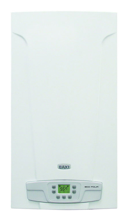 Котел Baxi ECO Four 1.24 F Белый