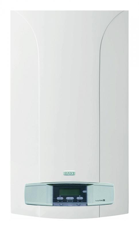 Котел Baxi LUNA-3 1.310 Fi Белый цены онлайн