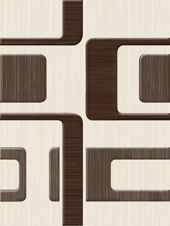Керамический декор Керамин Сакура 3 Вельвет 27,5х40 см