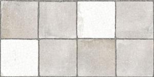 Керамическая плитка Нефрит Керамика Лофт Серая настенная 20х40 см стоимость