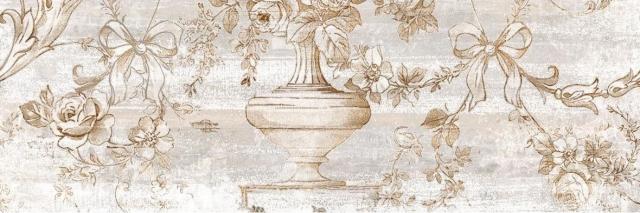 цена Керамический декор Нефрит Керамика Прованс 2 20х60 см онлайн в 2017 году