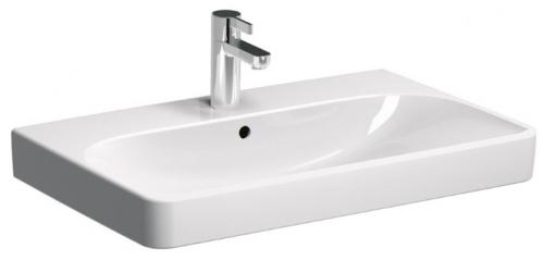 Grandy RP211750100 БелаяРаковины<br>Раковина  Ifo Grandy RP211750100 подвесная,  с 1 отверстием под смеситель и переливом, прямоугольной формы. Цвет белый.<br>