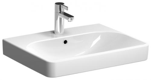 Grandy RP211600100 БелаяРаковины<br>Раковина  Ifo Grandy RP211600100 подвесная,  с 1 отверстием под смеситель и переливом, прямоугольной формы. Цвет белый.<br>