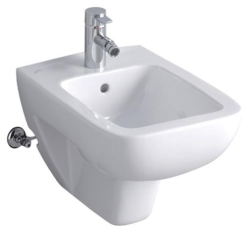 Биде Geberit (Keramag) Renova Nr. 1 Plan 232150000 Белое недорого