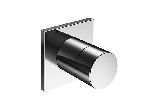 Ixmo 59557 010201 ХромСмесители<br>Внешняя часть запорного вентиля Keuco Ixmo 59557 010201. Наружный комплект состоит из: рукоятки, гильзы, розетки (квадратной) и запорного вентиля. В комплект поставки входит внешняя часть запорного вентиля.<br>