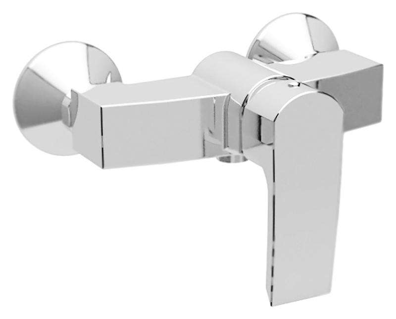 Lillia LILLIA-DM-01-Cr ХромСмесители<br>Настенный смеситель для душа Cezares Lillia LILLIA-DM-01-Cr однорычажный, изготовлен из качественной латуни. Металлическая рукоятка. Качественный керамический картридж Sedal, Испания. Стандарт подключения G1/2. В комплекте поставки: смеситель и комплект крепления.<br>
