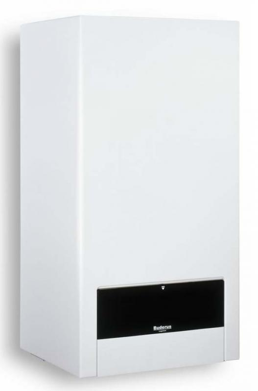 Котел Buderus Logamax U052-28K Белый buderus напольный газовый чугунный котел настенный logamax u052 24