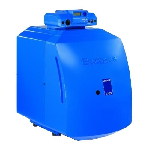 Котел Buderus Logano G125-40 SE Синий котел buderus logano g125 25 se синий