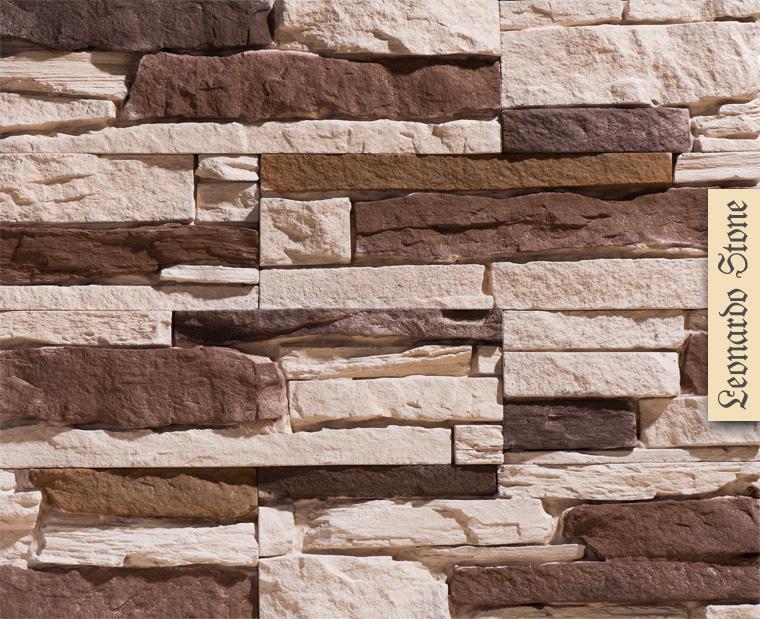 Искусственный камень Leonardo Stone Верона 755 - фото