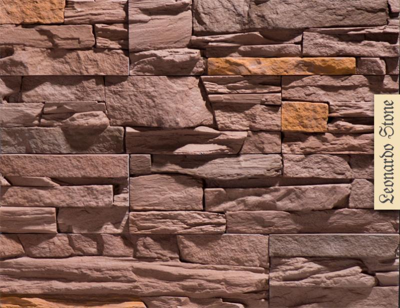 Искусственный камень Leonardo Stone Верона 780 - фото