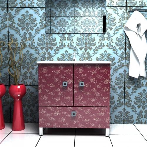 Ceramics 60 Multi на ножках Категория 1Мебель для ванной<br>Мебель для ванной комнаты Harizma Ceramics 60 Multi. В стоимость входит тумба с раковиной. Раковина выполнена из сантехнической керамики, фасады - влагостойкий МДФ ламинированный пленкой ПВХ, фурнитура - tandembox Blum или Jet встроенной системой мягкого закрывания.<br>