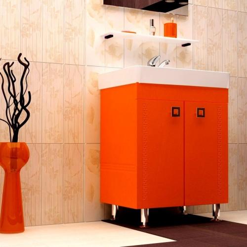 Ceramics 70 Classic на ножках Категория 2Мебель для ванной<br>Мебель для ванной комнаты Harizma Ceramics 70 Classic. В стоимость входит тумба с раковиной. Раковина выполнена из сантехнической керамики, фасады - влагостойкий МДФ ламинированный пленкой ПВХ, фурнитура - tandembox Blum или Jet встроенной системой мягкого закрывания.<br>