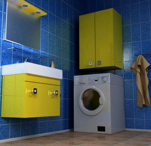 Ceramics 80 Box Lite подвесная Категория 2Мебель для ванной<br>Мебель для ванной комнаты Harizma Ceramics 80 Box Lite. В стоимость входит тумба с раковиной. Раковина выполнена из сантехнической керамики, фасады - влагостойкий МДФ ламинированный пленкой ПВХ, фурнитура - tandembox Blum или Jet встроенной системой мягкого закрывания.<br>