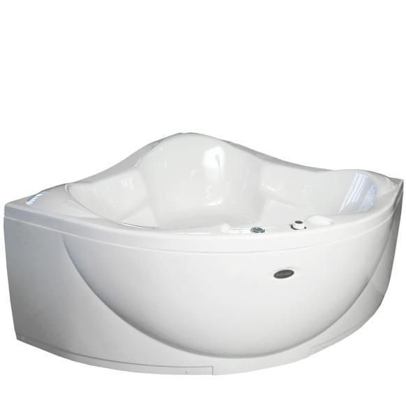 Флоренция 148x148 Стандарт LuxeВанны<br>Ванна Радомир Флоренция. В комплект входит ванна, рама-подставка, слив-перелив полуавтомат, фронтальная панель,  10 стандартных форсунок из нержавеющей стали, контроллер 100.<br>
