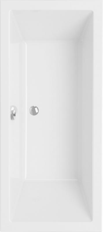 Акриловая ванна Cersanit Intro 150 Белая P-WP-INTRO*150