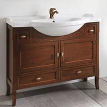 Arianna 105 noceМебель для ванной<br>Тумба под раковину Eban Arianna 105, цвет орех. Ощущение мягкости, которое излучает мебель Eban, и неповторимый узор прожилок обеспечиваются благодаря обработке дерева, сохраняющей открытые поры.Такая отделка подчеркивает самые естественные характеристики дерева и его натуральность. Цена указана за тумбу. Все остальное приобретается дополнительно.<br>