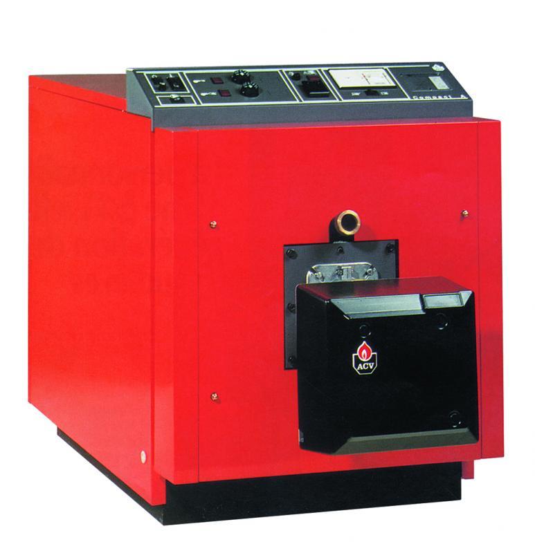 Котел ACV Compact A 500 Красный 4120801