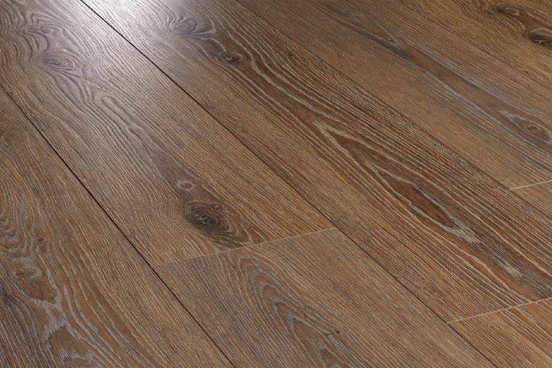 Ламинат Equalline Дуб Копченый (Oak Smoked) 6034-310 1215х195х8 мм