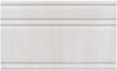 Керамический бордюр ArtiCer Agate White Alzata 15x25 см цена