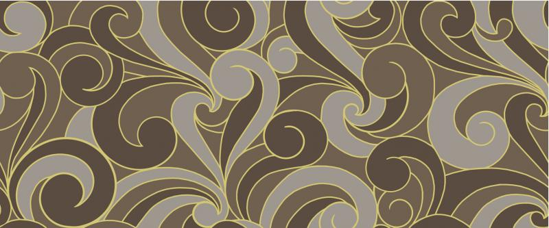 Керамический декор ArtiCer Gold Taupe 25х60 см цена 2017