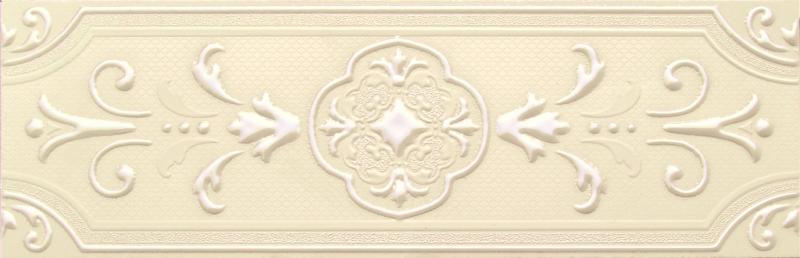 Керамический бордюр ArtiCer Vendome Lis. Beige 10х30,5 см цены онлайн