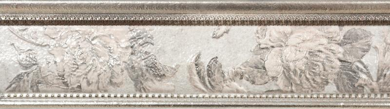 Керамический бордюр ITT Ceramic Valentina Cenefa Marfil 7х25 см