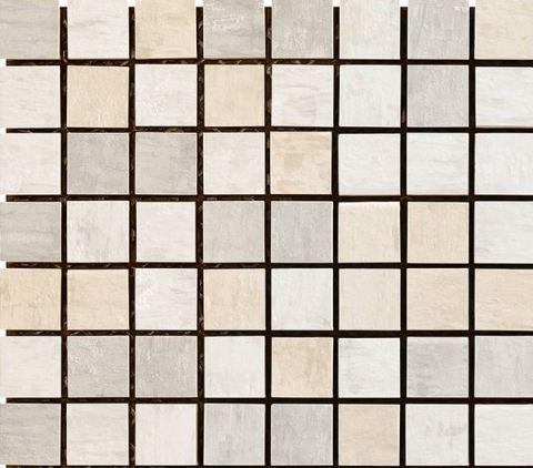 Керамическая мозаика Alta Ceramica Alterna Mosaico Mix 300х300 мм керамическая мозаика alta ceramica castelli lux 30х30 см