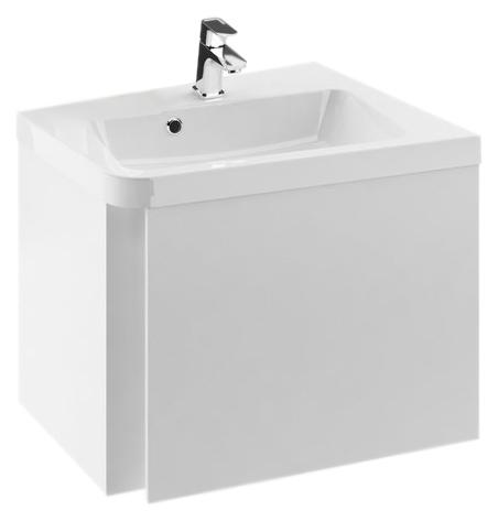 SD 10° 65 угловая белая глянцевая, в правый уголМебель для ванной<br>Тумба под раковину Ravak SD 10° 65 X000000748 угловая, с одной распашной дверцей, выполнена из импрегнированной плиты ДСП и МДФ со специальной влагостойкой пропиткой. Оригинальный дизайн тумбы предоставляет больше пространства в углу ванной комнаты, а также обеспечивает легкость в уходе простотой своих форм.<br>