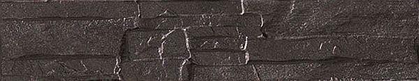 Керамическая плитка Vives Ceramica Atalaya C Negro настенная 8,1x41,5 см цена