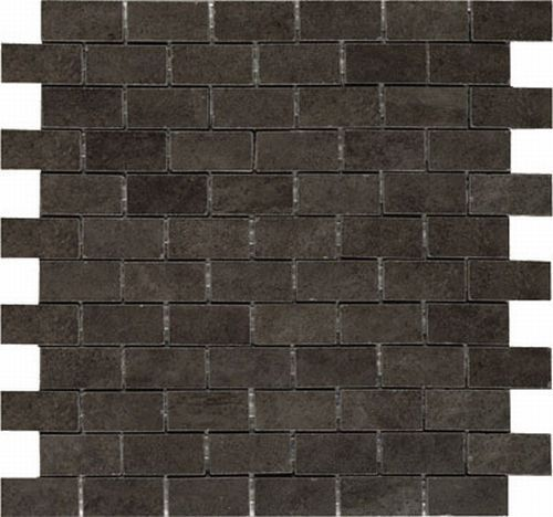 Керамическая мозаика Vives Ceramica Oregon-C Mosaico Rectangular Basalto 30х30 см