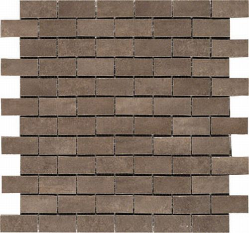 Керамическая мозаика Vives Ceramica Oregon-C Mosaico Rectangular Marengo 30х30 см