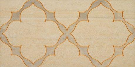 Керамический декор Vives Ceramica Bosforo Maslak Beige 30х60 см фото