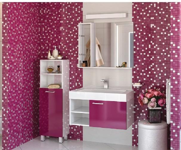 Balzo 85 покрытие шпонМебель для ванной<br>Цена указана за тумбочку с раковиной (покрытие шпон). Раковина из литьевого мрамора. Отдельно приобретаются фасады глянец разных цветов.<br>