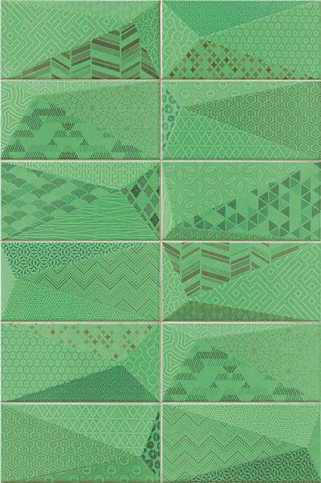 Керамическая плитка Mainzu Fancy Esmerald настенная 10х20
