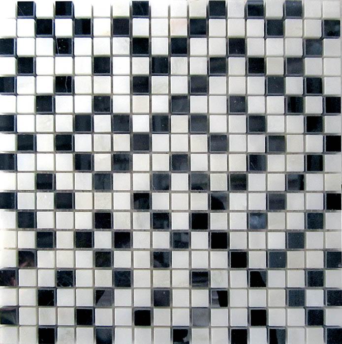 Мозаика Muare Камень QS-062-15P/10 мозаика 30.5х30.5 см