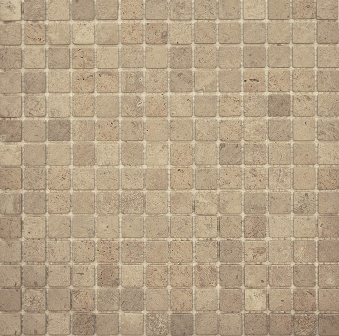 Мозаика Q-Stones Камень QS-101-20T/4 мозаика - фото