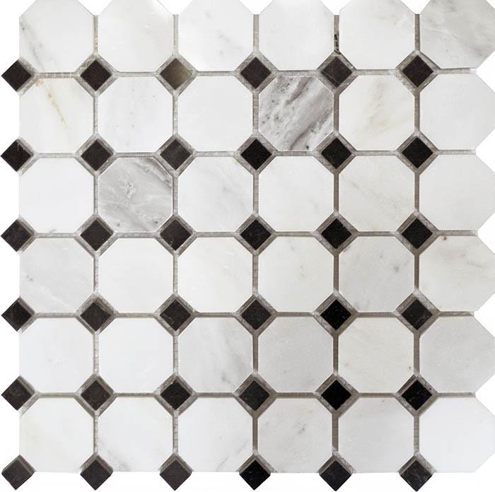 Мозаика Q-Stones Камень QS-091-48P/10 мозаика - фото