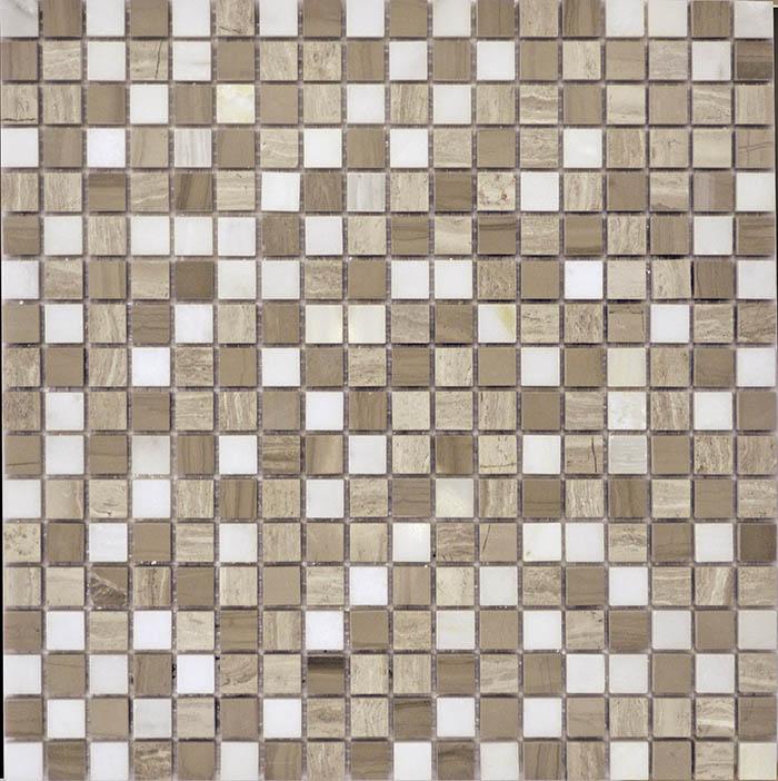 Мозаика Muare Камень QS-075-15P/10 мозаика - фото