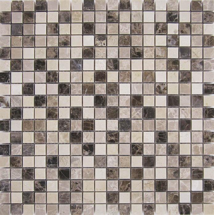 Мозаика Muare Камень QS-048-15P/8 мозаика 30.5х30.5 см стоимость