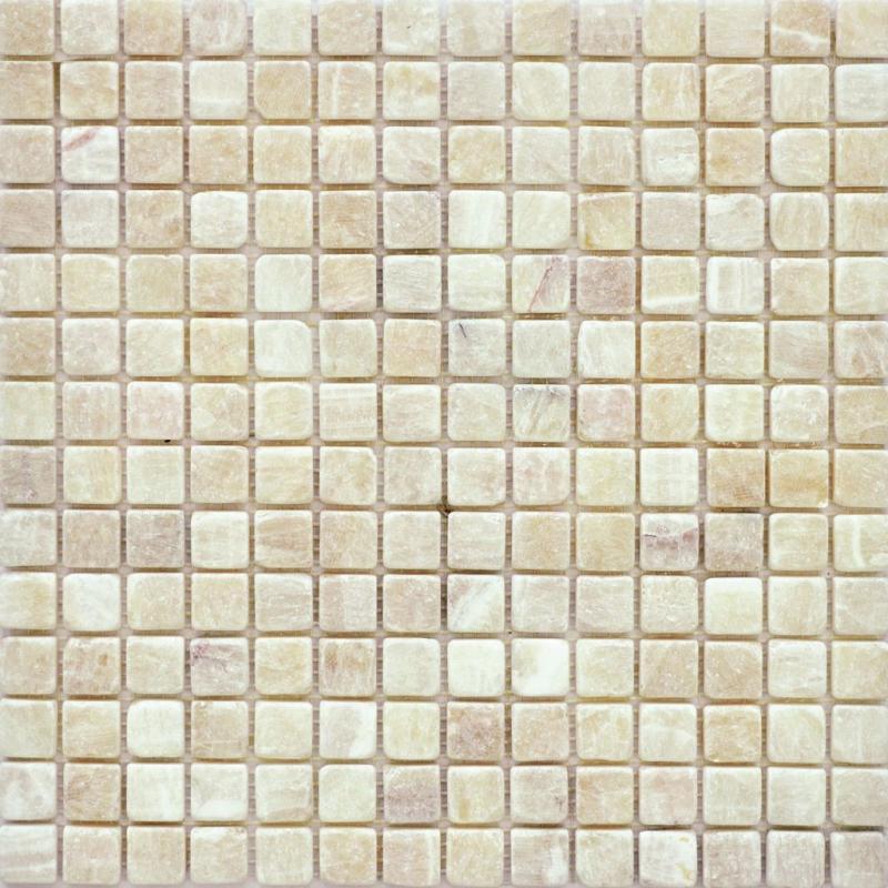 Мозаика Q-Stones Камень QS-046-20T/10 мозаика - фото