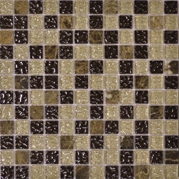 Мозаика Muare Стекло/Камень QSG-037-23/8 мозаика 30.5x30.5 см стоимость