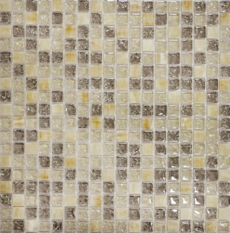 Мозаика Muare Стекло/Камень QSG-011-15/8 мозаика 30.5x30.5 см стоимость