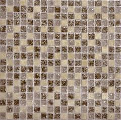 Мозаика Muare Стекло/Камень QSG-013-15/8 мозаика 30.5x30.5 см стоимость