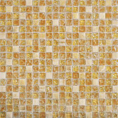 Мозаика Muare Стекло/Камень QSG-027-15/8 мозаика 30.5x30.5 см стоимость