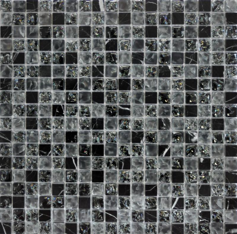 Мозаика Muare Стекло/Камень QSG-028-15/8 мозаика 30.5x30.5 см стоимость