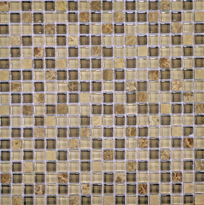 Мозаика Muare Стекло/Камень QSG-060-15/8 мозаика 30.5x30.5 см стоимость