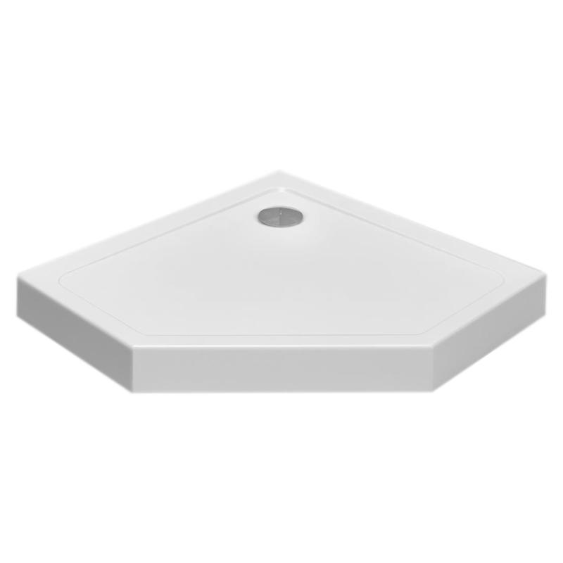 Doros PT Compact 90x90x12 белыйДушевые поддоны<br>Акриловый душевой поддон Radaway Doros PT Compact SDRPTP9090-05 90x90x12 низкий, в форме призмы.<br><br>Устойчивость к влаге и плесени<br><br>Монтаж, регулировка и комплектация:<br><br>Поддон на ножках (в комплекте)<br>Цельнолитая панель с 5-ти сторон (в комплекте)<br>Отверстие под сифон - 90 мм<br><br><br>При фирменном монтаже гарантийный срок: 5 лет.<br>